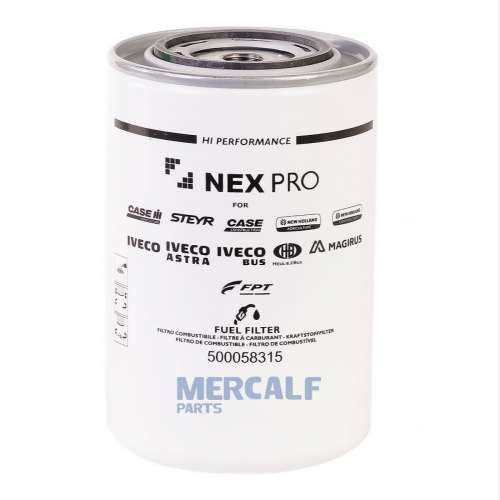 Filtro de Combustível Stralis Nexpro 500058315 Iveco